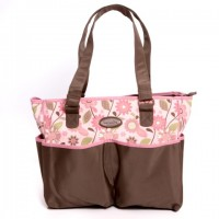 Snuggletime - Camdeboo Flowers Nappy Bag