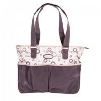 Snuggletime - Camdeboo Grey Nappy Bag