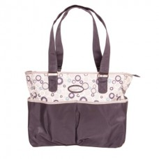 Snuggletime - Camdeboo Grey Nappy Bag
