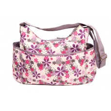 Snuggletime - Clifton Flower Nappy Bag