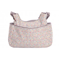 Snuggletime - Clifton Grey Nappy Bag