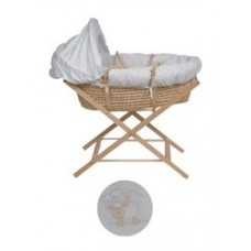 Moses Basket Assorted Linnen