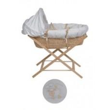 Moses Basket Assorted Linnen