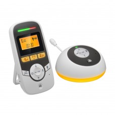 Motorola - MBP161 Audio Baby Monitor