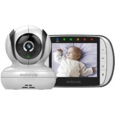 Motorola - MBP36S Video Baby Monitor with 3.5'' LCD Display