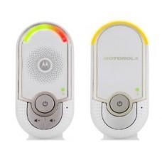 Motorola - MBP8 Wall plug Audio Baby Monitor