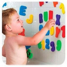 Bath Letter & Numbers (36 Piece)
