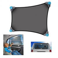 Stretch to Fit Sunshade - New