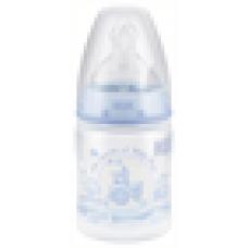 NUK - First Choice Silicone Teat SZ1 150ml - Blue