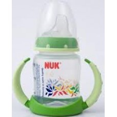 NUK - First Choice Learner Bottle with Non Spill Spout - 150ml - Green