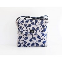 Peppertree Nappy Bags - Bicycle Opaque