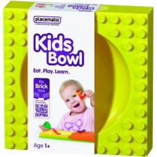 Placematix - Kids Bowl - Yellow