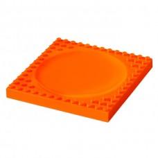 Placematix - Kids Plate - Orange