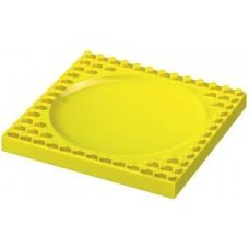 Placematix - Kids Plate - Yellow