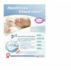 Healthtex Fitted Sheet - Standard Cot