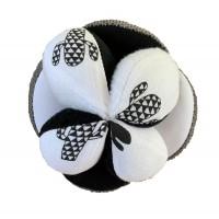 Baby Sensory Ball - Black A1