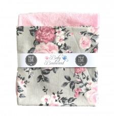 Receiving Blanket - Floral - 2 Pack