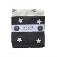 Receiving Blankets - Stars - 2 Pack
