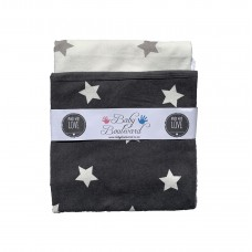 Receiving Blankets - Stars - 2 Pack