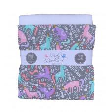 Receiving Blanket - Magical Unicorn - 2 Pack