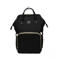 Backpack Baby Bag - Black