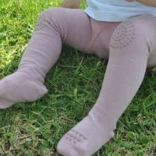 Baby Crawling Leggings – PINK