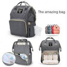 BackPack/Baby Bag - ASSORTED COLOURS