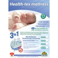 Healthtex Mattress - Large Cot