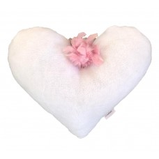 Heart Plush Pillow - Large
