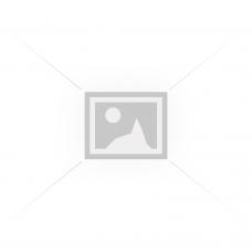 Braided Cot Bumper - Pistachio & Stone 2m